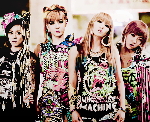 2ne1 – Don't Stop The Music