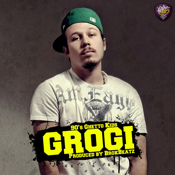 Grogi – Cash Rulez (Ft. Cenk)