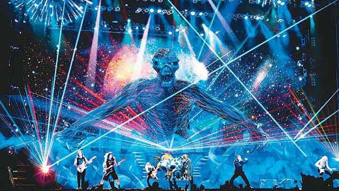 Iron Maiden – Fates Warning