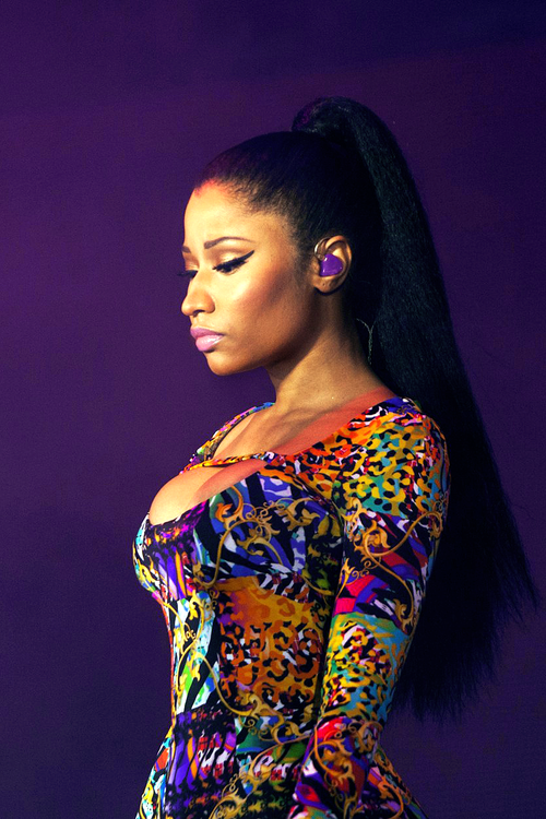 Nicki Minaj – Zonin